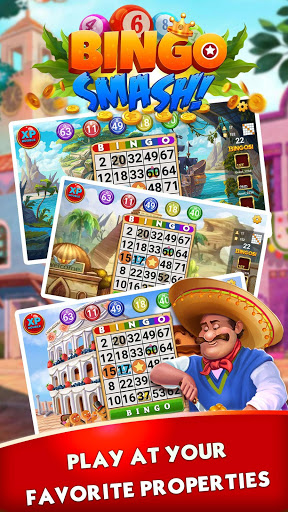 Bingo Smash – Lucky Bingo Travel ss 1