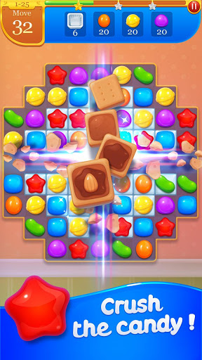 Candy Bomb 2 – New Match 3 Puzzle Legend Game ss 1
