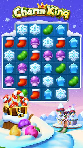 Charm King – jeu gratuit de match 3 avec princesse ss 1
