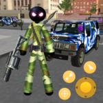 Code Triche Army Commando Stickman Rope Hero Survival  – Ressources GRATUITS ET ILLIMITÉS (ASTUCE)