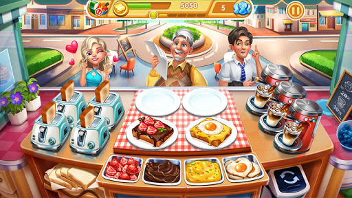 Cooking City ss 1