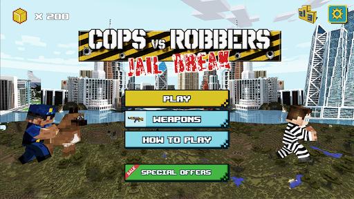 Cops Vs Robbers Jailbreak ss 1