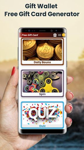 Gift Wallet – Free Gift Cards Generator ss 1
