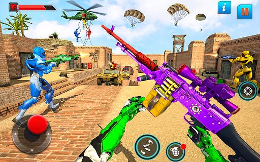 Jeux de tir robot FPS – Jeu terroriste ss 1