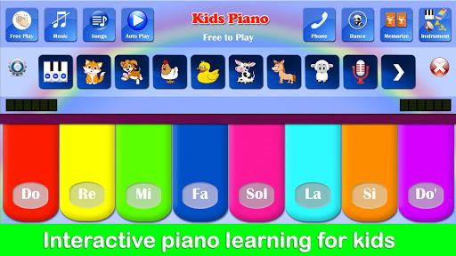 Kids Piano Free ss 1