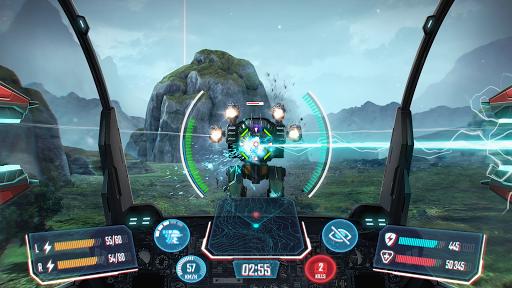Robot Warfare Mech Battle 3D PvP FPS ss 1