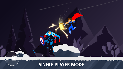 Spider Stickman Fighting – Stick Fight Battle ss 1