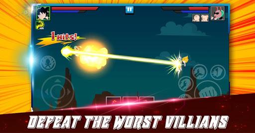 Stickman Battle Super Dragon Shadow War ss 1