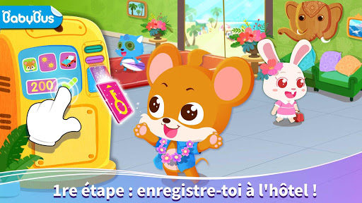 Vacances de Baby Panda ss 1