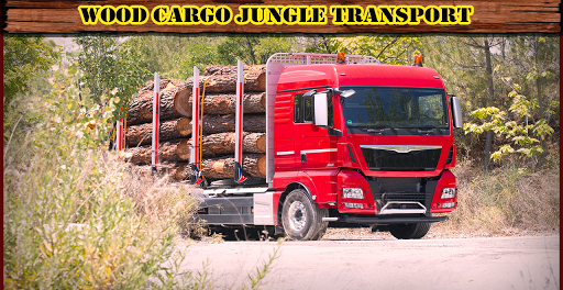 Wood Cargo Jungle Transport 2018 ss 1
