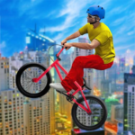 BMX Bike Stunt 2019 : Tricky Bicycle parkour Game APK