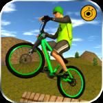 BMX Offroad Bicycle rider Superhero stunts racing APK
