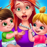 Babysitter First Day Mania – Baby Care Crazy Time APK
