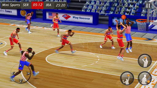 Basketball strikes 2019 Play Slam Basketball Dunk ss 1