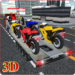 Bike Transport Truck 3D APK