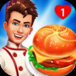 COOKING CRUSH: Cooking Games Craze & Food Games APK