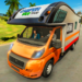 Caravan Driving Beach Resort: Drive RV Camper Van APK