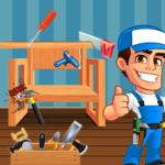Carpenter Furniture Shop: House Wooden Craft Maker APK