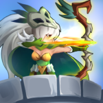 Castle Defender: Hero Shooter – Idle Defense TD APK