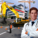 City Hospital Building Construction Building Games APK