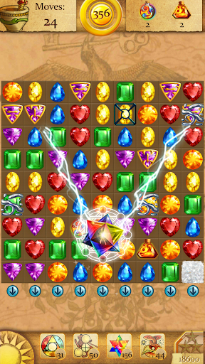 Clash of Diamonds – Match 3 Jewel Games ss 1