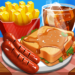 Cooking Cafe Girls Restaurant Cooking Games APK