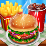 Crazy Cooking Chef: Kitchen Fever & Food Games APK