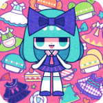 CustomTiyoko -Dress Up Game- APK