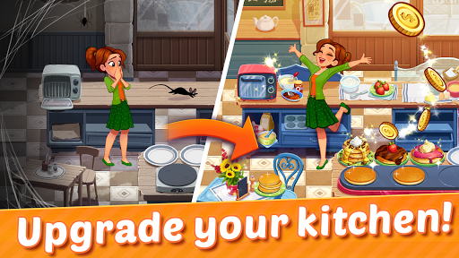 Delicious World – Romantic Cooking Game ss 1