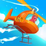 Dinosaur Helicopter – Flight Simulator Games APK