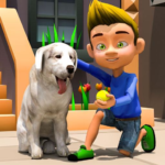 Dog Simulator Games – Dog Town : Puppy Pet Rescue APK