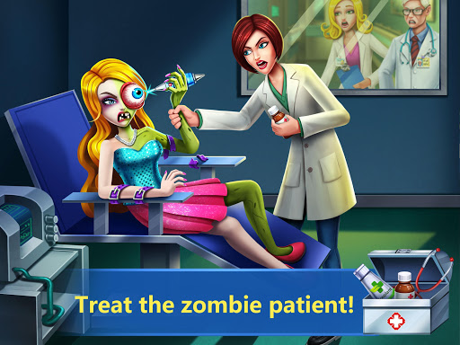 ER Hospital 4 – Zombie Eyes Doctor Surgery Game ss 1