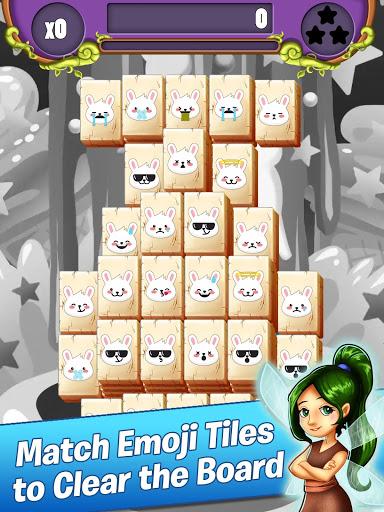 Emoji Mahjong – Rainbow Unicorn Adventure Quest ss 1