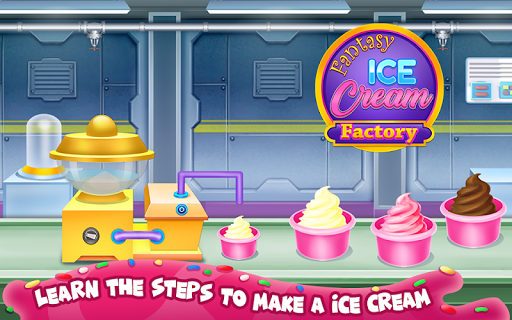Fantasy Ice Cream Factory ss 1