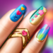 Fashion Nails Girls Game – Toe Nail Salon APK