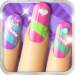 Glitter Nail Salon: Girls Game by Dress Up Star APK