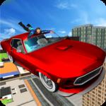Hollywood Rooftop Car Jump: Stuntman Simulator APK