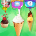 Ice Cream Cone Maker Factory: Ice Candy Games APK