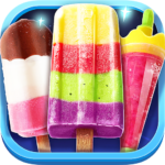 Ice Cream Lollipop Maker – Cook & Make Food Games APK