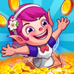 Idle Fairy Tycoon: build and defend the fairyland APK
