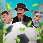 Idle Soccer Tycoon – Free Soccer Clicker Games APK