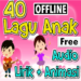 Indonesian children song APK