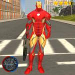Iron Rope Hero: Vice Town APK