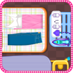 Ironing clothes girls games APK