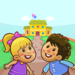 Kiddos in Kindergarten – Free Games for Kids APK