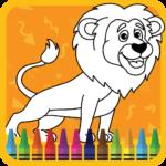 Kids Coloring Book : Cute Animals APK