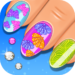 Kids nail salon APK
