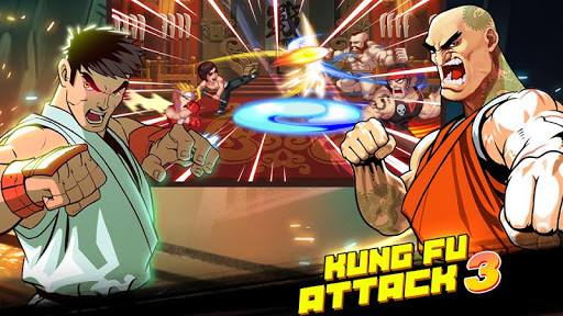 Kung Fu Attack 3 – Fantasy Fighting King ss 1
