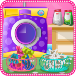 Laundry clothes girls games APK