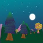 Magic Trees – magical relaxing APK